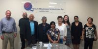 August 9, 2018 | QMII Headquarters | Welcome Air Marshal Teshter Master & Book Signing