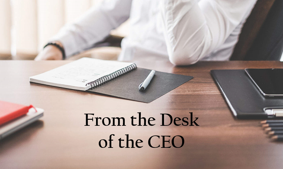 from the desk of the ceo archives qmii