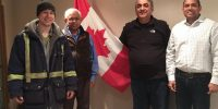 January 18, 2016 | Northwest Canada |  SMS Training | Client: NTCL Canada