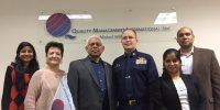 January 8, 2016 | QMII Headquarters | Sector Commander Baltimore Visiting QMII